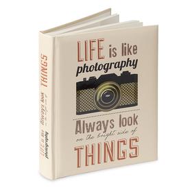Álbum fotos Life A4 (48 caras)