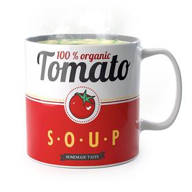 Mug para sopa Tomato 500 ml cerámica