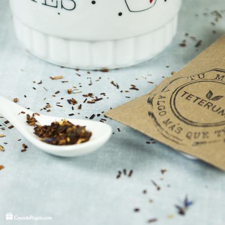 Taza original La chica del té