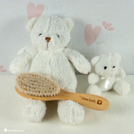 Pack Body y cepillo Baby coqueta