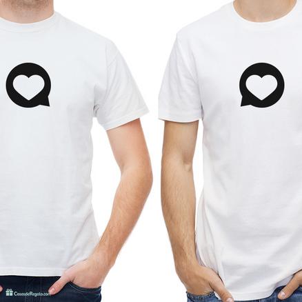 Camisetas dobles personalizadas con tu imagen