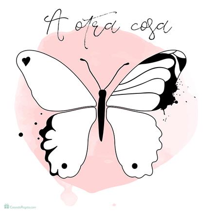 Libreta A6 A otra cosa mariposa