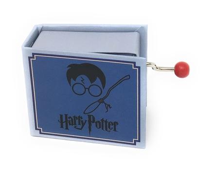 Libro de manivela Harry Potter World