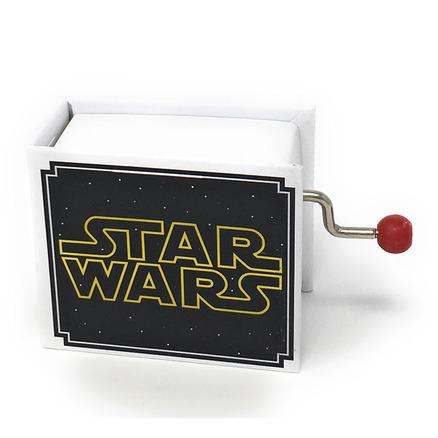Libro de manivela Star Wars