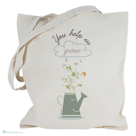 Bag You help us grow (ENG)