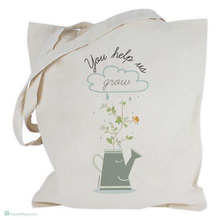 Bag You help us grow (ENG)