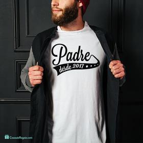 Camiseta Padre desde