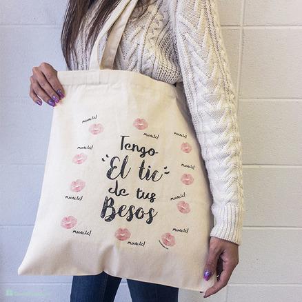 Bolsa El tic de tus besos
