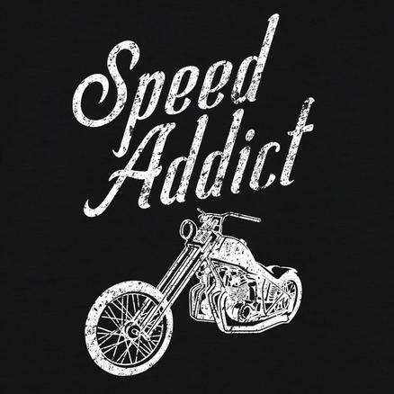 Sudadera Speed addict para hombre