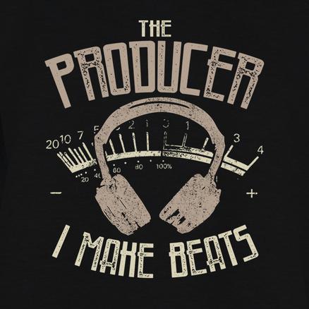 Sudadera The producer para hombre