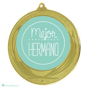 Medalla Mejor hermano