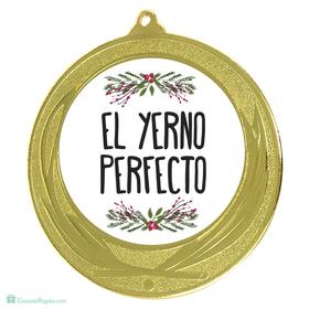 Medalla El yerno perfecto