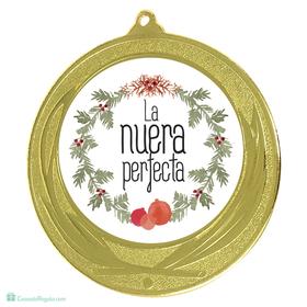 Medalla La nuera perfecta