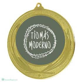 Medalla Tío más moderno