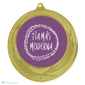 Medalla Tía mas moderna