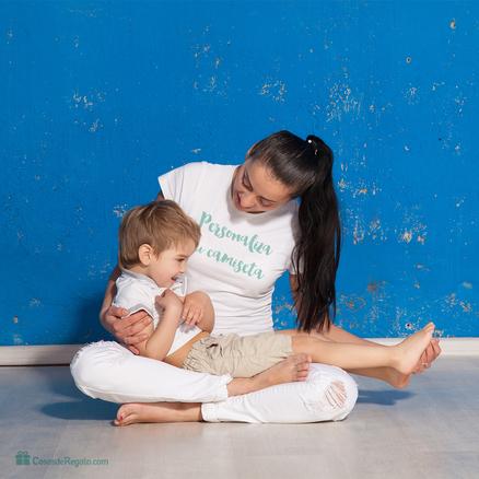 Diseña tu camiseta padres e hijos