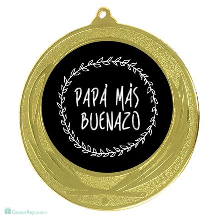 Medalla Papá más buenazo