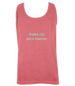 Camiseta Tirantes mujer imagen personalizada