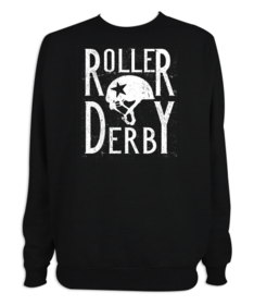 Sudadera hombre Roller Derby