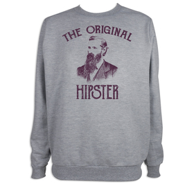 Sudadera hombre The Original Hipster
