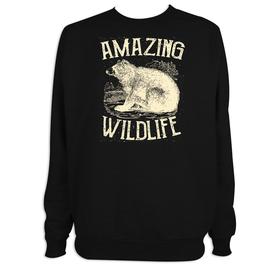 Sudadera hombre Amazing Wildlife personalizable