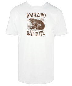 Camiseta hombre Amazing Wildlife personalizable