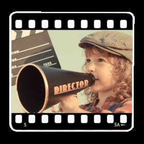 Imán cuadrado personalizado film carrete