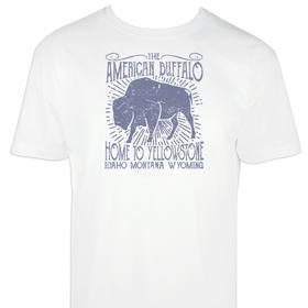 Camiseta hombre American buffalo personalizable