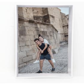 Marco de fotos Viena personalizado con 1 foto 10x15