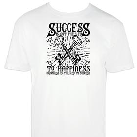 Camiseta hombre The key personalizable