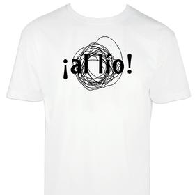 Camiseta hombre Al lío! personalizable
