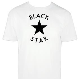 Camiseta hombre Black Star personalizable