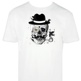 Camiseta hombre Calavera personalizable