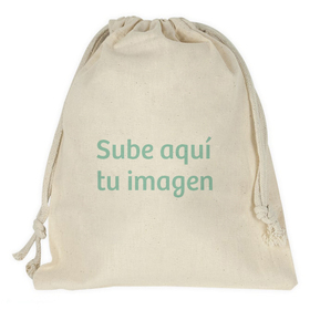Bolsa merienda personalizada con tu imagen