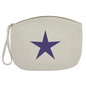 Neceser pequeño personalizable con una estrella