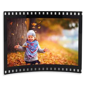 Marco de fotos Film personalizado con 1 foto 10x15 horizontal