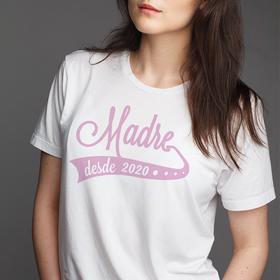 Camiseta Madre desde