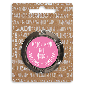 Colgador de bolso Mejor mami del mundo