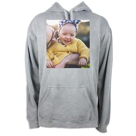 Sudadera de capucha personalizada con tu foto para hombre
