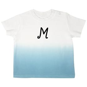 Camiseta degradada bebé personalizada